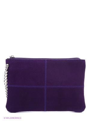 Сумка A.Valentino. Цвет: темно-фиолетовый