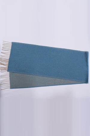 Шарф Frantelli. Цвет: светло-голубой
