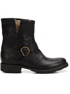 Ботинки Eli Fiorentini +  Baker. Цвет: чёрный