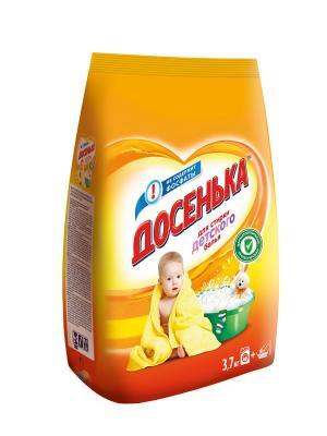 Dosenka Досенька Ср.  для машинной и ручной стирки детского белья 3,7 кг DOSIA. Цвет: оранжевый