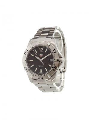 Aquaracer analog watch Tag Heuer. Цвет: none