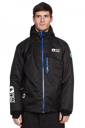 Куртка  Bioceramic Profile 2 Jkt Black Picture Organic. Цвет: черный