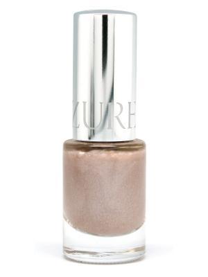 Лак для ногтей Glamour ИЛЛОЗУР. Цвет: серебристый
