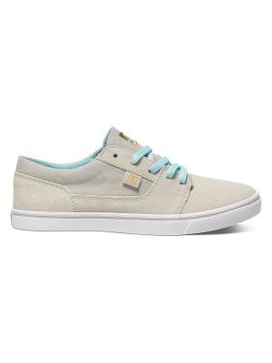 Кеды TONIK W J SHOE CE1 DC Shoes. Цвет: бежевый