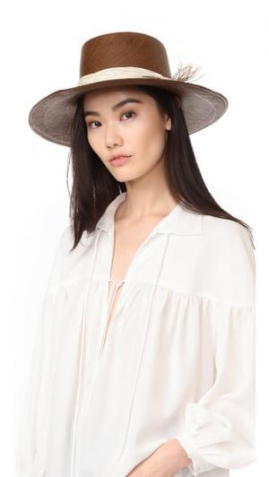 Шляпа Polo с двумя шнурками Artesano