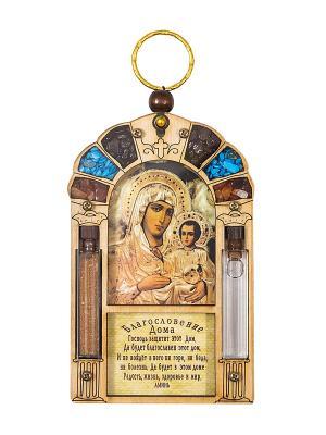 Благословение Дома Иерусалимской Божьей Матери Holy Land Collections. Цвет: бежевый