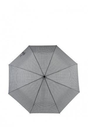 Зонт складной Mango. Цвет: серый