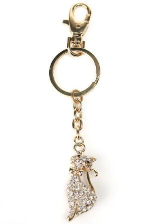 Брелок для сумочки и ключей Русские подарки. Цвет: мульти