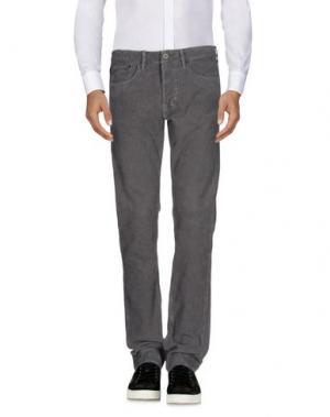 Повседневные брюки POLO JEANS COMPANY. Цвет: серый