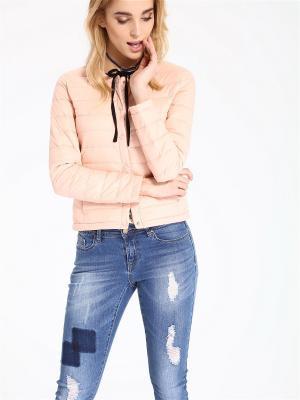 Куртки Top Secret. Цвет: розовый