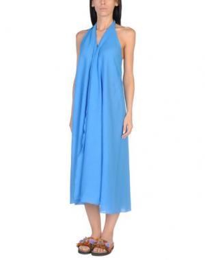 Пляжное платье MISS BEE™. Цвет: лазурный