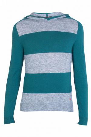 Пуловер Strellson. Цвет: зеленый