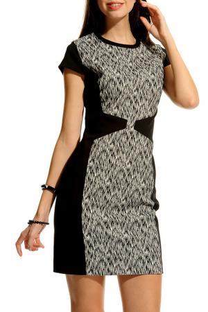 Платье JUS DE POMMES. Цвет: белый