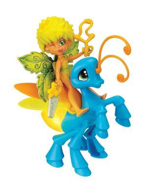 Набор: Фея Данди и Светящийся Мотылек Lanard. Цвет: желтый, голубой, зеленый