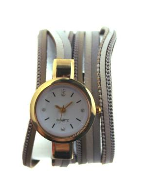 Часы Tina Bolotina. Цвет: серый