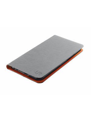 Чехол для телефона Trust. Цвет: серый, оранжевый
