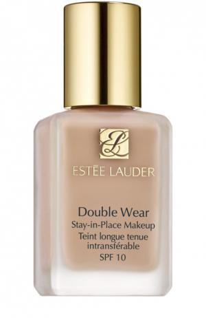 Устойчивая крем-пудра Double Wear SPF 10 Pale Almond Estée Lauder. Цвет: бесцветный