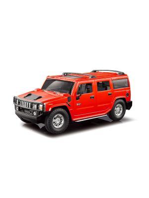 Машина р/у Hummer H2 SUV  1:24 HOFFMANN. Цвет: красный