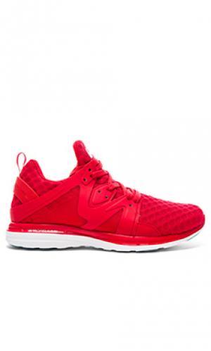 Кроссовки ascend Athletic Propulsion Labs: APL. Цвет: красный
