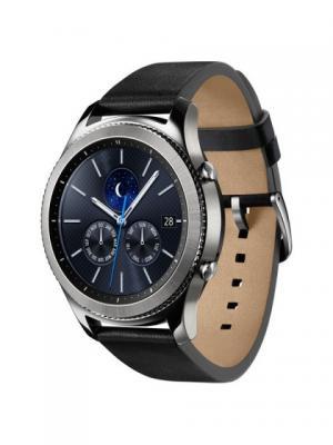 Смарт-часы SM-R770 (SM-R770NZSASER) Samsung. Цвет: серебристый