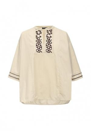 Блуза Weekend Max Mara. Цвет: бежевый