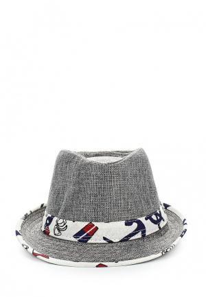 Шляпа Modis. Цвет: серый