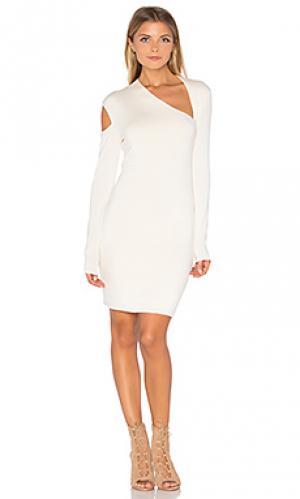 Мини платье weiland Bailey 44. Цвет: кремовый