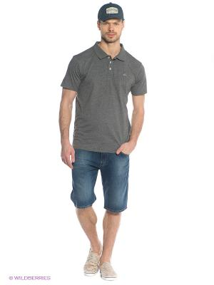 Шорты MATT ADOR DENIM SHORT Quiksilver. Цвет: синий