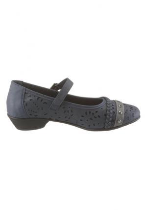 Туфли CITY WALK. Цвет: темно-серый, темно-синий, черный