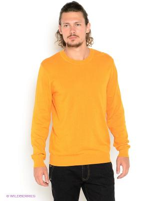 Джемпер CONVER. Цвет: оранжевый