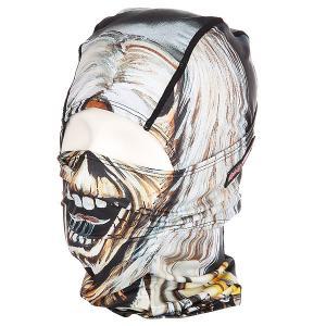 Балаклава  Samurai Balaclava Iron Maiden Number Of Beast Celtek. Цвет: мультиколор