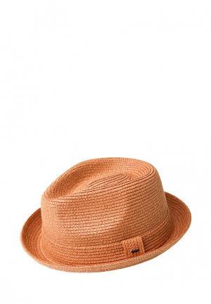 Шляпа Bailey. Цвет: оранжевый