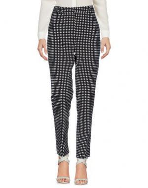 Повседневные брюки NICE THINGS by PALOMA S.. Цвет: черный