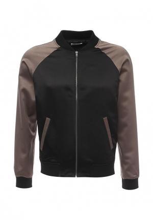 Куртка утепленная Another Influence. Цвет: черный