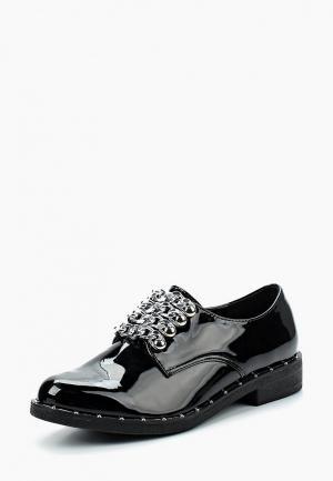 Ботинки Stephan. Цвет: черный