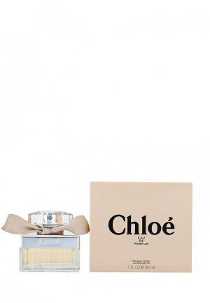 Парфюмерная вода Chloe. Цвет: белый