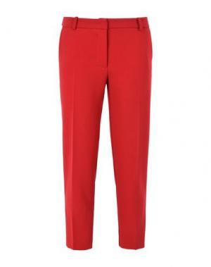 Повседневные брюки JOLIE by EDWARD SPIERS. Цвет: красный