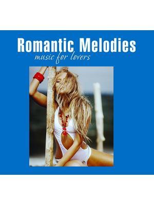 Romantic Melodies (компакт-диск MP3) RMG. Цвет: прозрачный