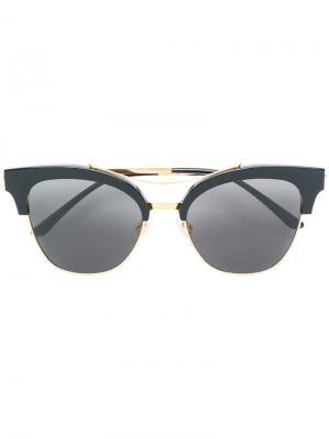 Солнцезащитные очки Tell Me Gentle Monster. Цвет: чёрный