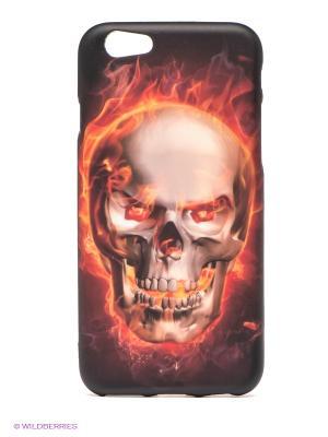 Чехол для iphone 6 WB. Цвет: черный, бежевый, красный