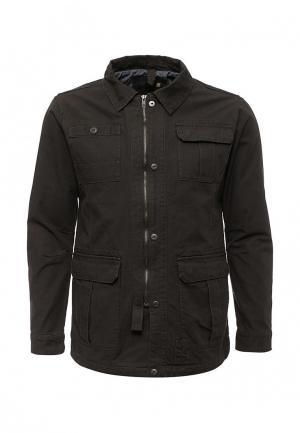 Куртка Piazza Italia. Цвет: серый