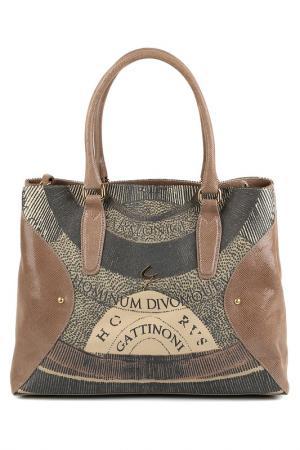 Bag Gattinoni. Цвет: brown, black