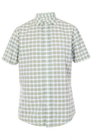 Рубашка Harmont&Blaine. Цвет: зеленый