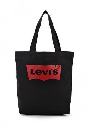 Сумка Levis® Levi's®. Цвет: черный