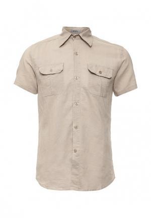 Рубашка B.Men. Цвет: бежевый