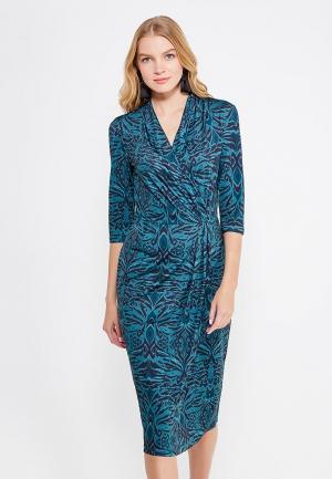 Платье Levall. Цвет: зеленый