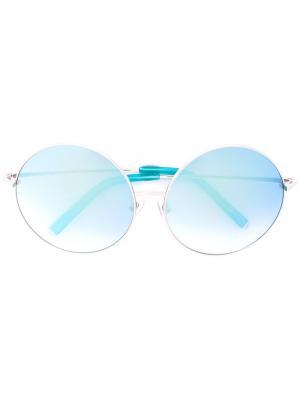 Солнцезащитные очки 159 Matthew Williamson. Цвет: металлический