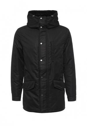Куртка утепленная Tom Farr. Цвет: черный