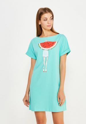 Платье Fashion.Love.Story. Цвет: мятный