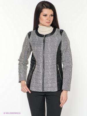 Куртка VIZANI. Цвет: темно-серый